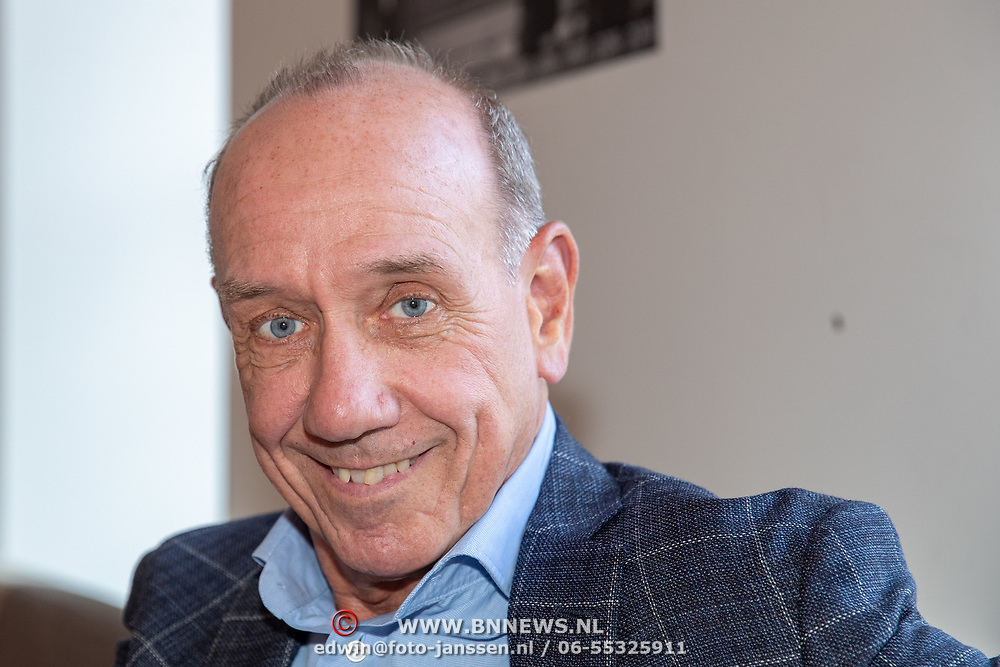 NLD/Amsterdam/20190909 - Boekpresentatie Baantjer, Peter Romer