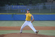 Oxford High vs. Lafayette High in high school summer league baseball action in Oxford, Miss. on Friday, June 22, 2012.