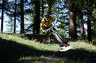 Mountain Biking, Hautes Alpes,