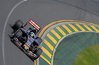 SAINZ carlos jr (spa) toro rosso str10 renault action during 2015 Formula 1 championship at Melbourne, Australia Grand Prix, from March 13th to 15th. Photo DPPI / Eric Vargiolu.