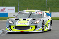#46 Adrian Barwick/Bradley Ellis - Twisted Team Parker, Ginetta G55 GT4 2014 British GT Media Day. Donington Park, Derby, United Kingdom. 8th April 2014. World Copyright: Peter Taylor/PSP. Copy of publication required for printed pictures. Every used picture is fee-liable. World Copyright: Peter Taylor/PSP. Copy of publication required for printed pictures. Every used picture is fee-liable. http://archive.petertaylor-photographic.co.uk