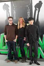 02.12.2010, Hotel Villamagna, Madrid, ESP, Photocall, The Green Hornet, im Bild Cameron Diaz, Seth Rogen and Jay Chou attends 'The Green Hornet' photocall at Hotel Villamagna in Madrid on december 2nd, 2010 in Madrid. EXPA Pictures © 2010, PhotoCredit: EXPA/ Alterphotos/ Cesar Cebolla +++++ ATTENTION - OUT OF SPAIN / ESP +++++