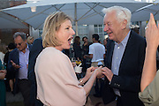 JULIA PEYTON-JONES; MICHAEL CRAIG-MARTIN, Party  to celebrate Julia Peyton-Jones's  25 years at the Serpentine. London. 20 June 2016