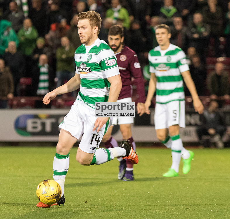 Celtic's Stuart Armstrong on the ball early in the game......(c) MARK INGRAM | SportPix.org.uk