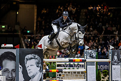 KLAESENER Christopher (GER), Cornet's Spirit<br /> - Stechen-<br /> Grand Prix von Volkswagen<br /> Int. jumping competition over two rounds (1.55 m) - CSI3*<br /> Comp. counts for the LONGINES Rankings<br /> Braunschweig - Classico 2020<br /> 08. März 2020<br /> © www.sportfotos-lafrentz.de/Stefan Lafrentz