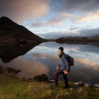 Dec 2009 WALK Magazine - Eifion Rees walks the Mawwdach Way in Wales