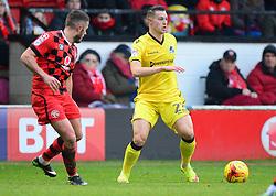 Billy Bodin of Bristol Rovers - Mandatory by-line: Alex James/JMP - 21/01/2017 - FOOTBALL - Banks's Stadium - Walsall, England - Walsall v Bristol Rovers - Sky Bet League One