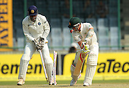 Cricket - India v Australia 4th Test Day 2