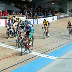 28-12-2019: Wielrennen: NK Baan: Alkmaar <br />Lorena Wiebes pakt de titel bij de scratch