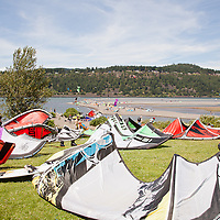 Summer at Hood River's Event Site.