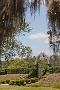 Entrance to Fort Caroline, Jacksonville, FL
