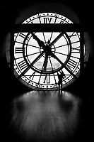 Watching Time Pass In Paris<br />