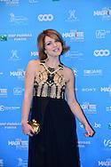 """©www.agencepeps.be/ F.Andrieu - Belgique -Bruxelles - 140201 - Les Magrittes du cinéma ont récompensé comme chaque année les professionnels du cinéma belge. Belgium ciné awards the """"Magritte of the cinema"""" Pics: Emilie Dequenne"""