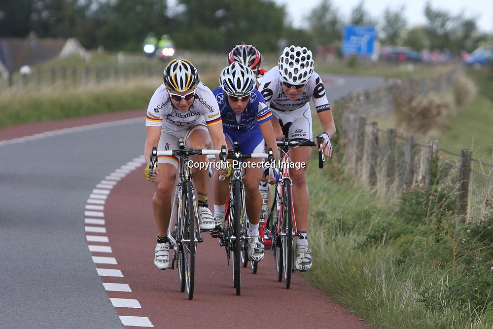 Ladiestour 2009 Nieuwegein<br />Ina Yoko Teutenberg , Trixi Worrack