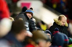 Bristol Bears fans  - Mandatory by-line: Dougie Allward/JMP - 01/12/2019 - RUGBY - Ashton Gate - Bristol, England - Bristol Bears v London Irish - Gallagher Premiership Rugby
