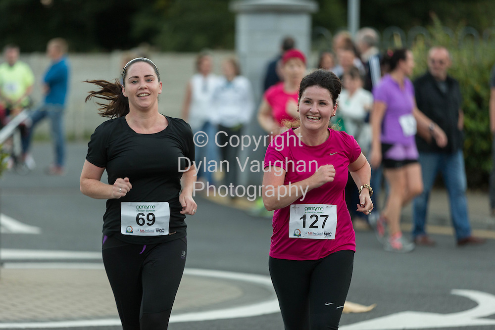 No Repro Fee<br /> <br /> <br /> 301/8/2013<br /> Maria McEvoy and Lisa Sauvage pictured at the third annual Genzyme for MS Five Mile Road Race in Waterford on Friday (Aug 30). All proceeds from the race are going to the Waterford branch of the Multiple Sclerosis Society of Ireland. <br /> <br /> Picture Dylan Vaughan.
