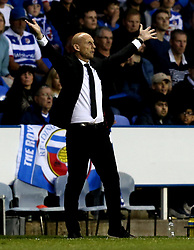 Reading manager Jaap Stam - Mandatory by-line: Robbie Stephenson/JMP - 16/05/2017 - FOOTBALL - Madejski Stadium - Reading, England - Reading v Fulham - Sky Bet Championship Play-off Semi-Final 2nd Leg
