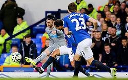 Newcastle United's Remy Cabella attacks - Photo mandatory by-line: Matt McNulty/JMP - Mobile: 07966 386802 - 15/03/2015 - SPORT - Football - Liverpool - Goodison Park - Everton v Newcastle United - Barclays Premier League