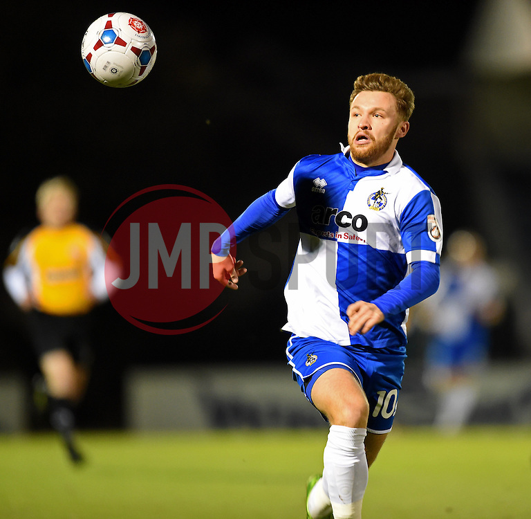 Bristol Rovers' Matty Taylor - Photo mandatory by-line: Paul Knight/JMP - Mobile: 07966 386802 - 19/12/2014 - SPORT - Football - Bristol - The Memorial Stadium - Bristol Rovers v Gateshead - Vanarama Conference