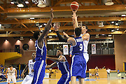 LIGNANO SABBIADORO, 11 LUGLIO 2015<br /> BASKET, EUROPEO MASCHILE UNDER 20<br /> ITALIA-FRANCIA<br /> NELLA FOTO: Simone Fontecchio<br /> FOTO FIBA EUROPE/CASTORIA