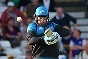 John Hastings during the Natwest T20 Blast North Group match between Nottinghamshire County Cricket Club and Worcestershire County Cricket Club at Trent Bridge, West Bridgford, United Kingdom on 26 July 2017. Photo by Simon Trafford.