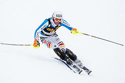 DOPFER Fritz of Germany during the 2nd Run of Men's Slalom - Pokal Vitranc 2013 of FIS Alpine Ski World Cup 2012/2013, on March 10, 2013 in Vitranc, Kranjska Gora, Slovenia.  (Photo By Matic Klansek Velej / Sportida.com)