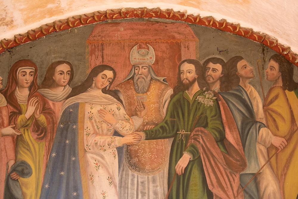 South America,Peru, Arequipa, Monasterio Santa Catalina,