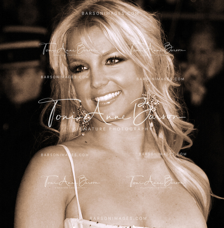Britney Spears.2004 NRJ Music Awards - Arrivals.Palais des Festivals.Cannes,  France.January 24, 2004.Photo by Tony Barson/WireImage.com..To license this image (2092318), contact WireImage:.+1 212-686-8900 (tel).+1 212-686-8901 (fax).st@wireimage.com (e-mail).www.wireimage.com (web site)