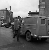1959 - Court case at Bray District Court relating to the theft of Viscount Powerscourt's car