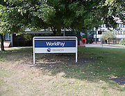 WorldPay Brady modern high-tech businesses located in Cambridge Science park, Cambridge, England founded by Trinity College in 1970, is the oldest science park in the United Kingdom.