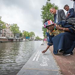 Walk of Peace - Amsterdam