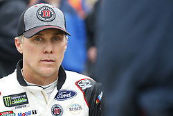 May 6, 2018 - Dover, Delaware, United States of America - Kevin Harvick (4) hangs out on pit road during a rain delay for the AAA 400 Drive for Autism at Dover International Speedway in Dover, Delaware. (Credit Image: © Chris Owens Asp Inc/ASP via ZUMA Wire)