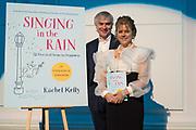 SEBASTIAN GRIGG; RACHEL KELLY, Rachel Kelly celebrates the publication of ' Singing In the Rain' An Inspirational Workbook. 20 Cavendish Sq. London W1. 17 January 2019.