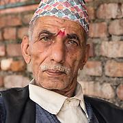 Bhimnath Dhungana, Pashupati Briddhashram (Old Age Home), Pashupatinath, Nepal