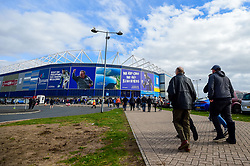 A general view of Cardiff City Stadium  prior to kick off - Mandatory by-line: Ryan Hiscott/JMP - 30/09/2018 -  FOOTBALL - Cardiff City Stadium - Cardiff, Wales -  Cardiff City v Burnley - Premier League