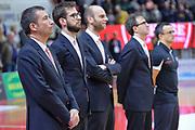 DESCRIZIONE : Varese Lega A 2014-15 Openjobmetis Varese vs Acqua EA7 Emporio Armai Milano<br /> GIOCATORE : Luca Banchi<br /> CATEGORIA : Coach Inno Nazionale<br /> SQUADRA : EA7 Emporio Armani Milano<br /> EVENTO : Campionato Lega A 2014-2015<br /> GARA : Openjobmetis Varese vs EA7 Emporio Armani Milano<br /> DATA : 23/11/2014<br /> SPORT : Pallacanestro <br /> AUTORE : Agenzia Ciamillo-Castoria/I.Mancini<br /> Galleria : Lega Basket A 2014-2015  <br /> Fotonotizia : Varese Lega A 2014-2015 Pallacanestro Openjobmetis Varese vs EA7 Emporio Armani Milano<br /> Predefinita :
