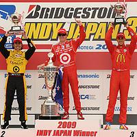 2009 INDYCAR RACING JAPAN