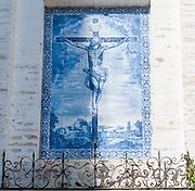 Christ image in Sevilla (Spain)
