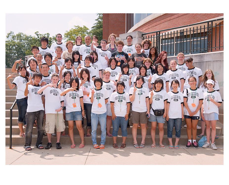 19006Inagakuen High School Program Group Photo