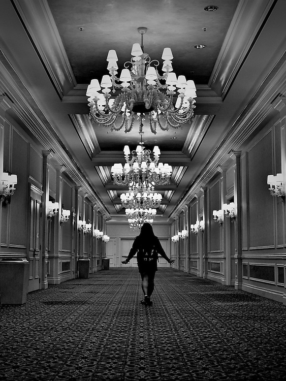 Solitude by Joan Pabona.<br />