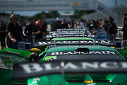 November 19-22, 2015: Lamborghini Super Trofeo at Sebring Intl Raceway. Grid for Gallardo and Huracán AM class.