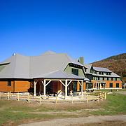 The Highland Center, Appalachian Mountain Club lodge, Crawford Notch, New Hampshire