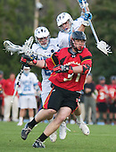 UNC vs Maryland Mens Lacrosse 2008
