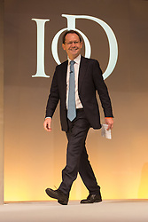 © Licensed to London News Pictures. 06/10/2015. London, UK. SIMON WALKER, Director General of the IoD arrives at the Institute of Directors (IoD) Annual Convention 2015, held at the Royal Albert Hall in London. Photo credit : Vickie Flores/LNP