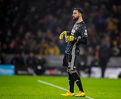 WOLVERHAMPTON, ENGLAND - Thursday, January 23, 2020: Wolverhampton Wanderers' goalkeeper Rui Patricio during the FA Premier League match between Wolverhampton Wanderers FC and Liverpool FC at Molineux Stadium. (Pic by David Rawcliffe/Propaganda)
