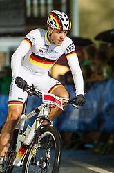 03.08.2012, Kaprun, AUT, Bike Infection, XC BATTLE, im Bild Simon Gegenheimer (GER). EXPA Pictures © 2012, PhotoCredit: EXPA/ Juergen Feichter