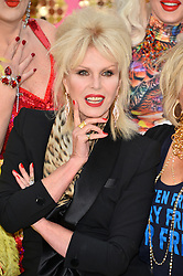 © Licensed to London News Pictures. 29/06/2016.  JOANNA LUMLEY attends the ABSOLUTELY FABULOUS world film premiere. London, UK. Photo credit: Ray Tang/LNP