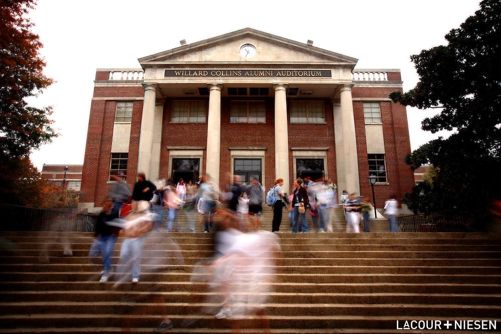 Viewbook photography for Lipscomb University, Nashville, Tenn.