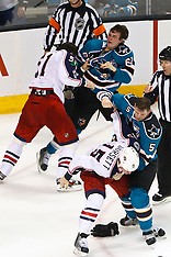 20120131 - Columbus Blue Jackets at San Jose Sharks (NHL Hockey)