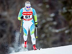 Nika Razinger (SLO) during FIS Cross-Country World Cup Planica 2018, on January 21, 2018 in Planica, Kranjska Gora, Slovenia. Photo by Ziga Zupan / Sportida